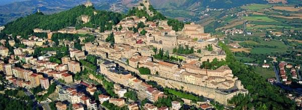 Sights of San Marino