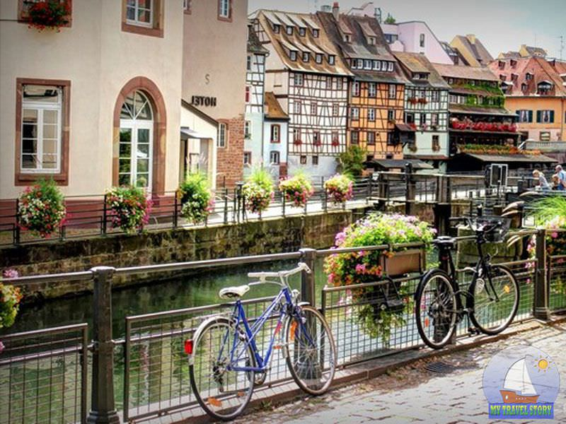 Sights of Strasbourg