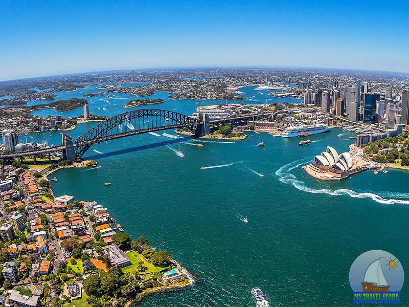 Sights of Sydney