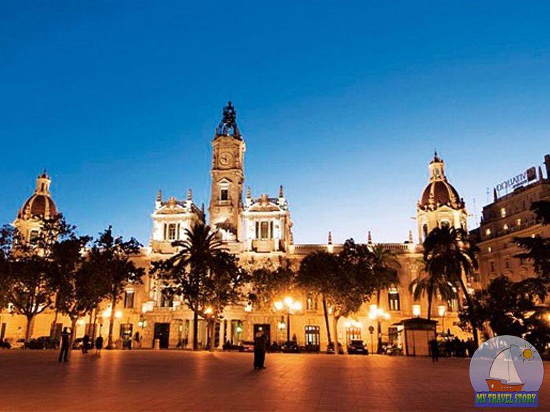 Sights of Valencia