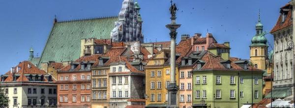 Sights of Warsaw