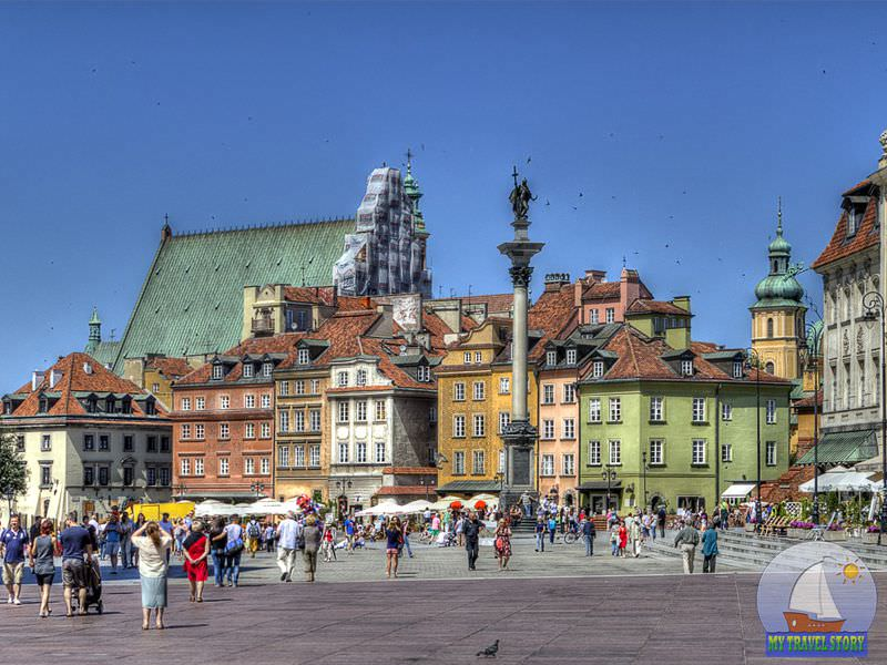 Sights of Warsaw