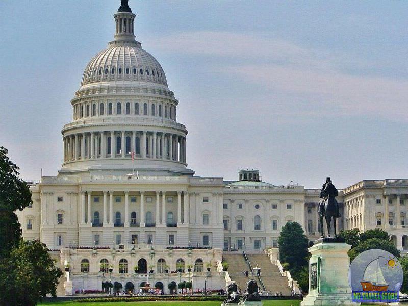 Sights of Washington