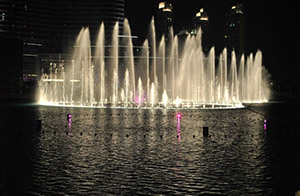 Singing Fountain (Dubai)