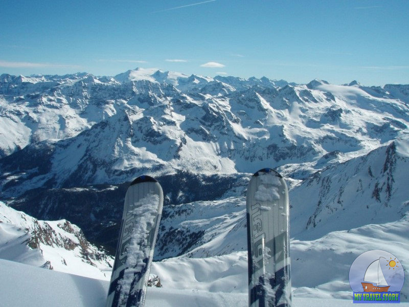 Ski resorts in Europe