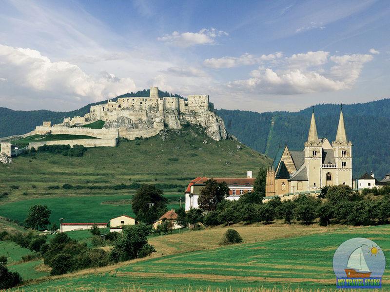 Slovakia attractions