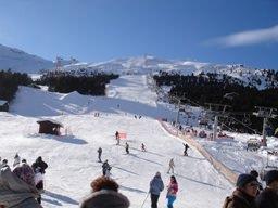 Snowy Bormio
