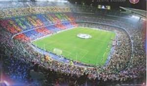 Stadium of FC Barcelona