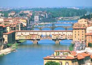 Starinny Bridge of Florence