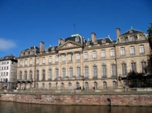 Strasbourg. Palace photo Rokhan