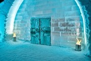 Swedish ice hotel began to work all year round