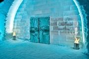 Swedish ice hotel began to work all year round