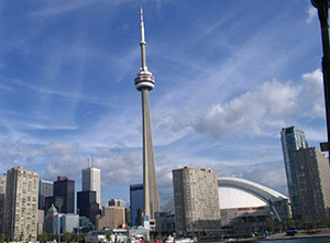 TV Tower CN Tower, Toronto, Canada