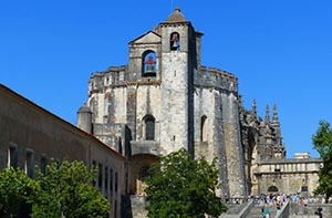 Templar Castle (Convent of Christ), Portugal