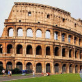 The Colosseum - sight of Rome