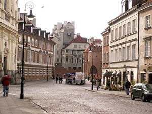 The European Warsaw.