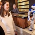 The Hilton has its first robot concierge