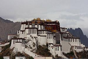 The Potala Palace, China