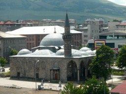 The city of Erzurum in Turkey