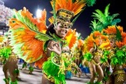 The famous Carnival in Brazil will be held in late February