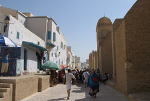 The holy city of Kairouan