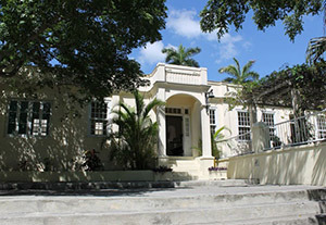 The house-museum of Ernest Hemingway, Havana, Cuba