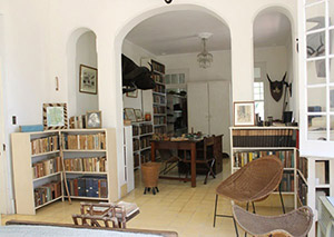 The house-museum of Ernest Hemingway