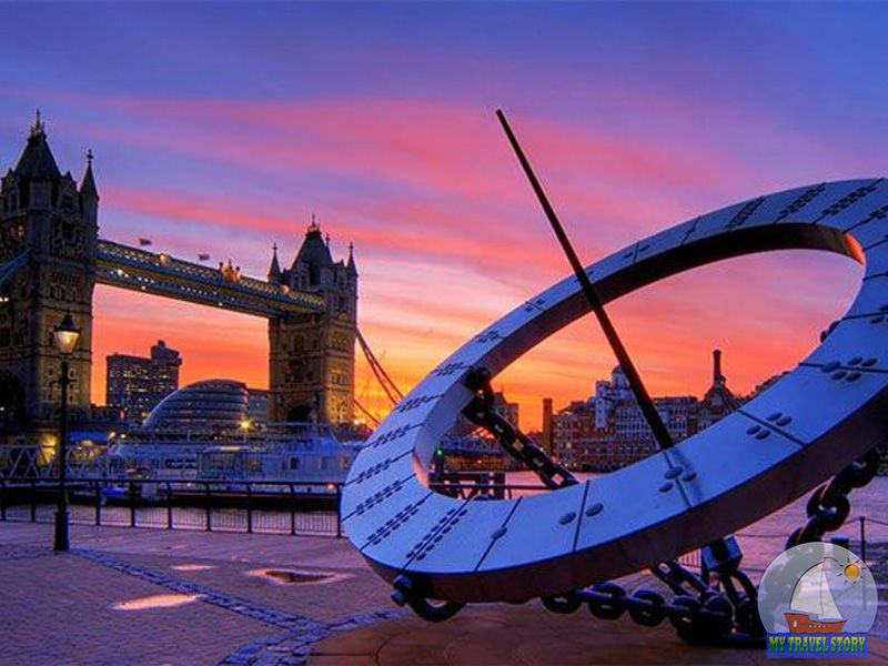 The interesting facts about London