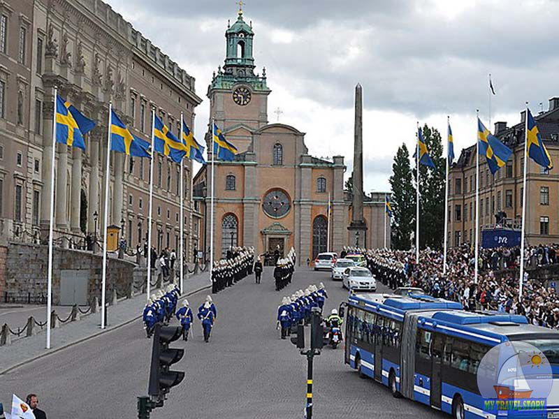 The interesting facts about Sweden