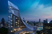 The luxurious Park Hyatt hotel opened in Bangkok