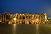 The main attraction of Verona protect from rain and sun