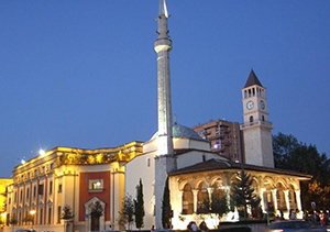 The mosque Etem-Mei
