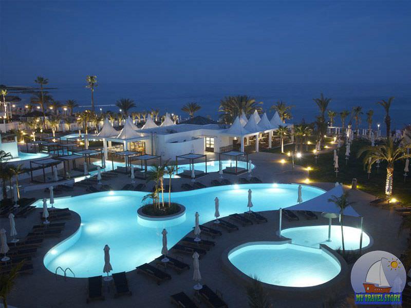 The resort of Protaras