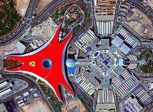 The world of Ferrari - Abu Dhabi