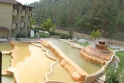 Thermal source Oylat