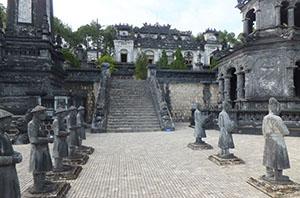 Tomb of Khai Dinh, Vietnam