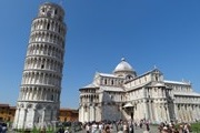 Tourists will be allowed into the Leaning Tower of Pisa late at night