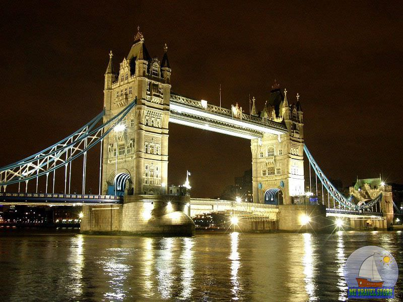 Tower Bridge - sight of London