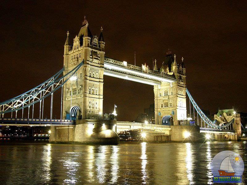 Tower Bridge - sight of London