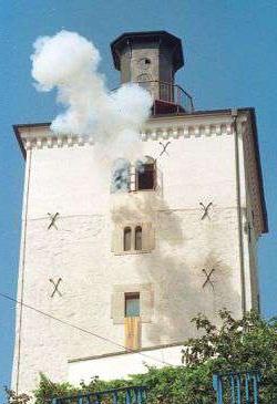 Tower Lotrshchak. Zagreb