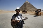 Traders of souvenirs in Egypt will be punished for importunity