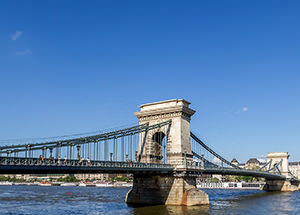 Tsepnoy Bridge – historical sight of Budapest