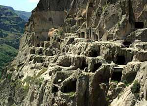 Vardziya's caves