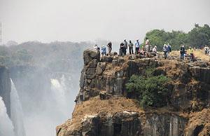 Victoria Falls, Zambia, Zimbabwe