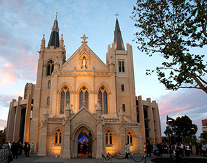 Virgin Mary's cathedral