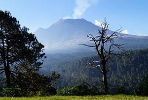 Volcano, Popocatepetl