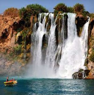 Waterfall Antalya