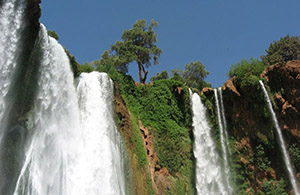 Waterfall Ouzoud