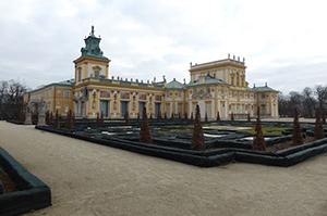 Wilanów Palace, Warsaw, Poland