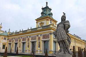 Wilanów Palace, Warsaw